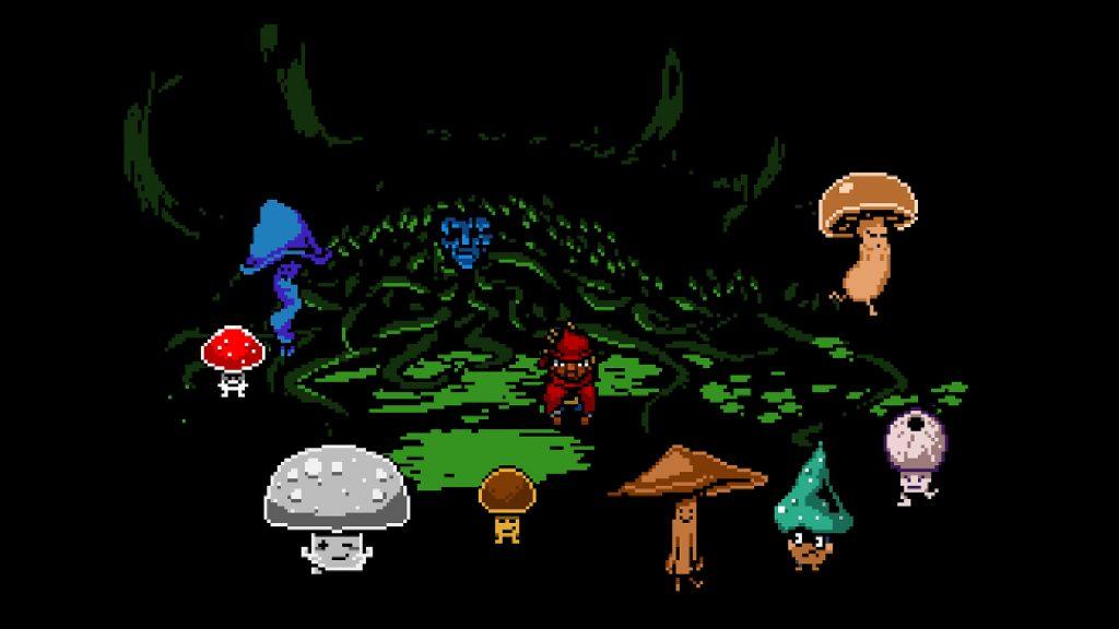 Everhood | Mushroom Forest