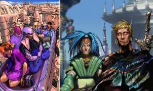 Final Fantasy X Concept Art