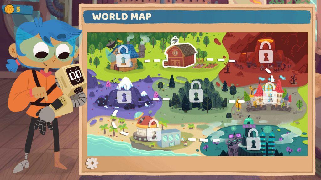 Floppy Knights | Map