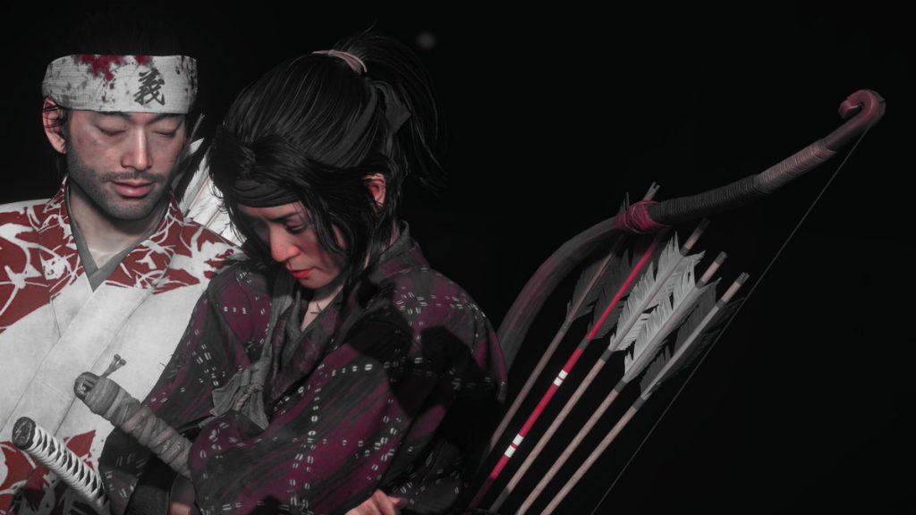 Ghost of Tsushima Yuna