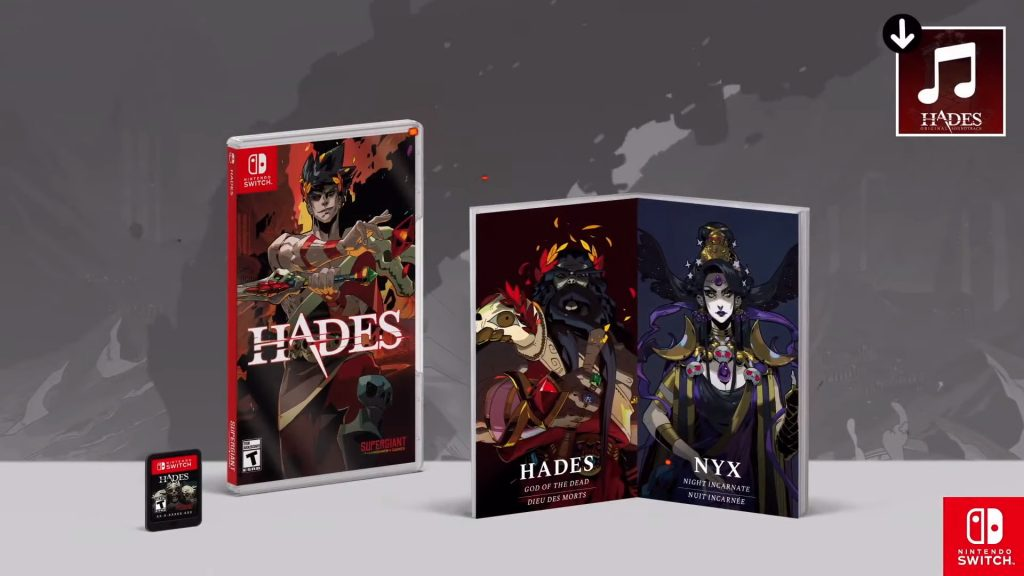 Hades | Physical Goods