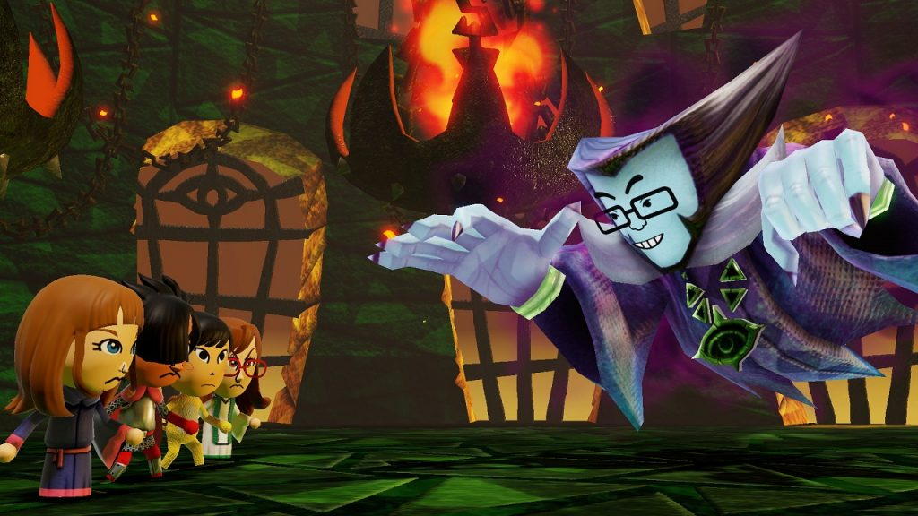 Miitopia Switch | Boss