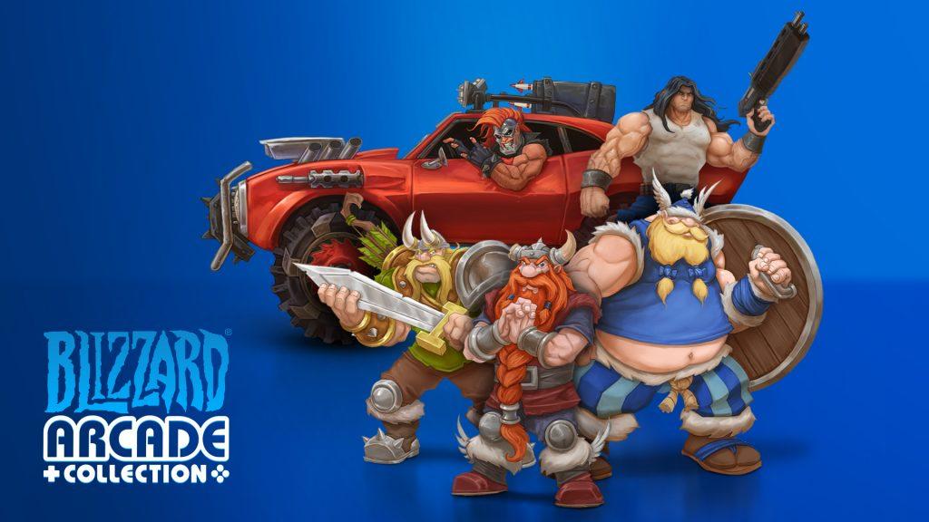 Nintendo Download   Blizzard Arcade Collection