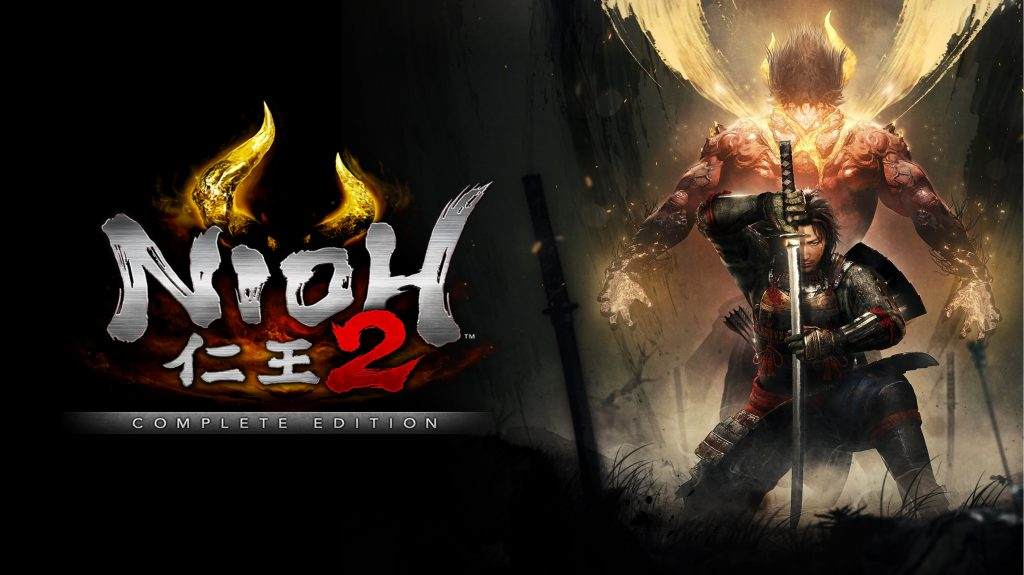 Nioh 2 – The Complete Edition Banner