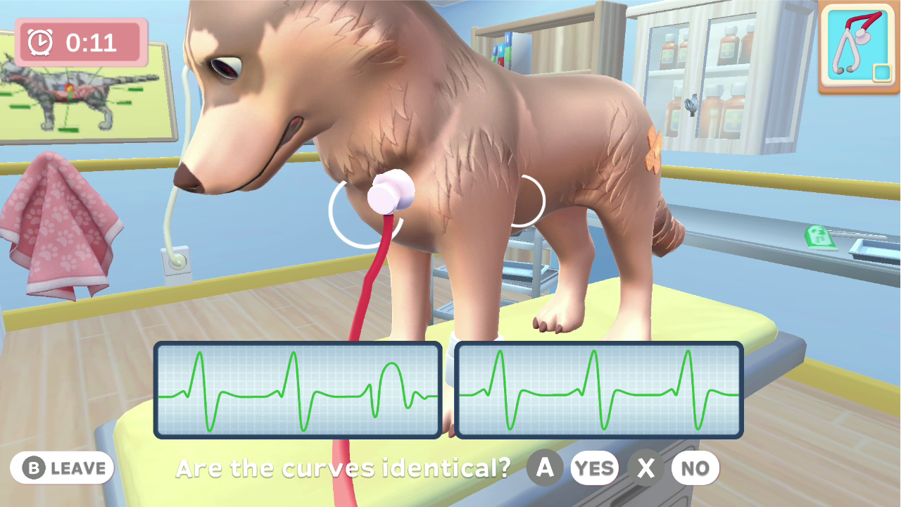 My Universe Pet Clinic Cats And Dogs Review Ps4 Hey Poor Player