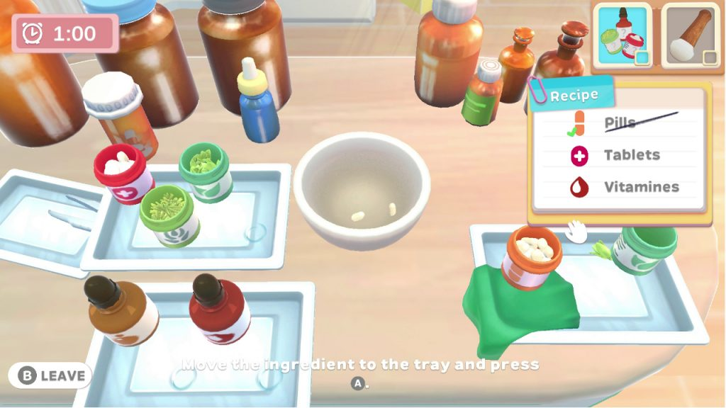 Pet Clinic Game