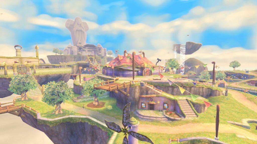 Skyward Sword HD   Home