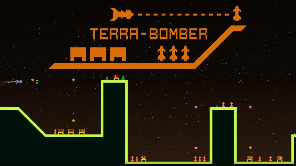 Terra Trilogy | Terra Bomber