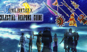 final fantasy x celestial weapons