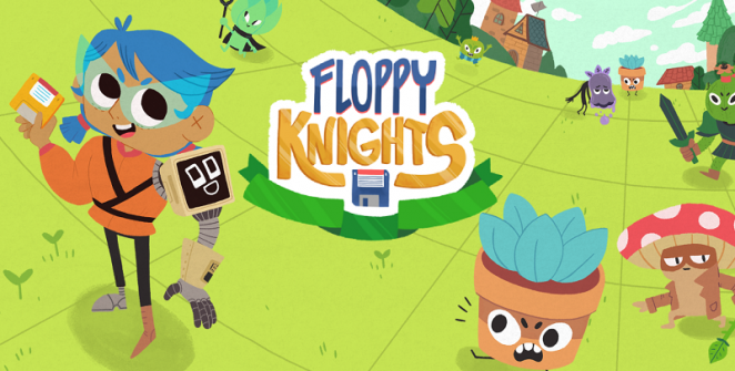 Floppy Knights Steam