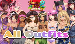 HuniePop 2 Outfits Guide