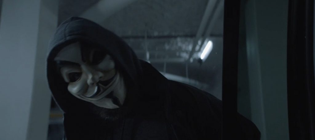 Batwoman | False Face Attack