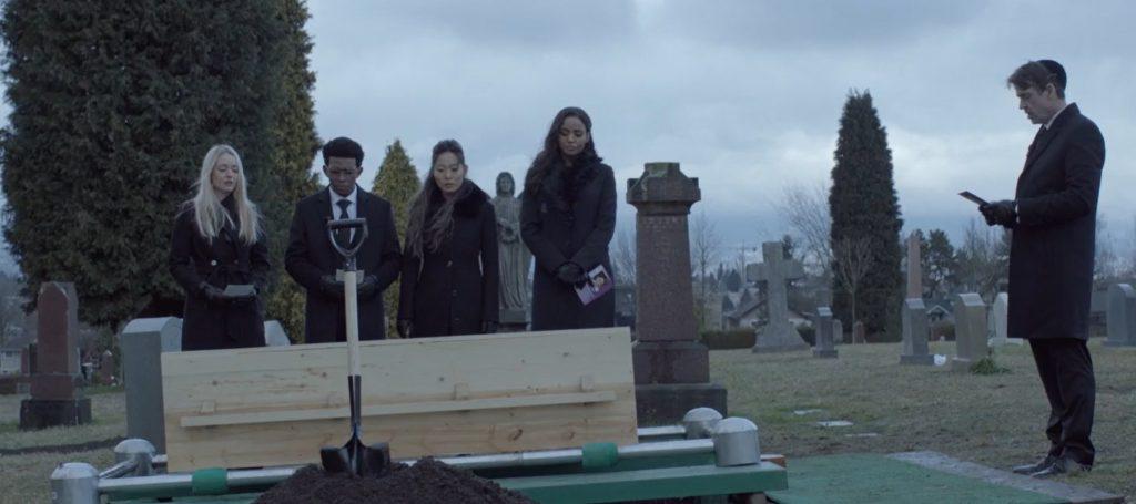 Batwoman | Kate's Funeral
