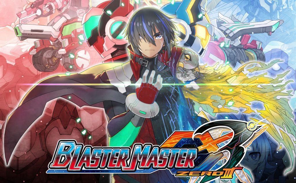 Blaster Master Zero III | Keyart