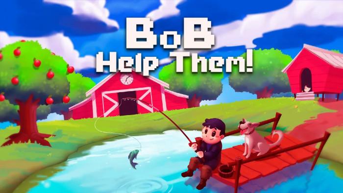 Bob Help Them Logo