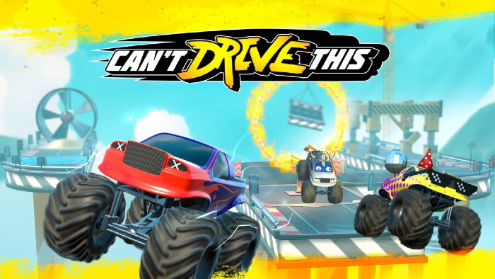 Can't Drive This Logo