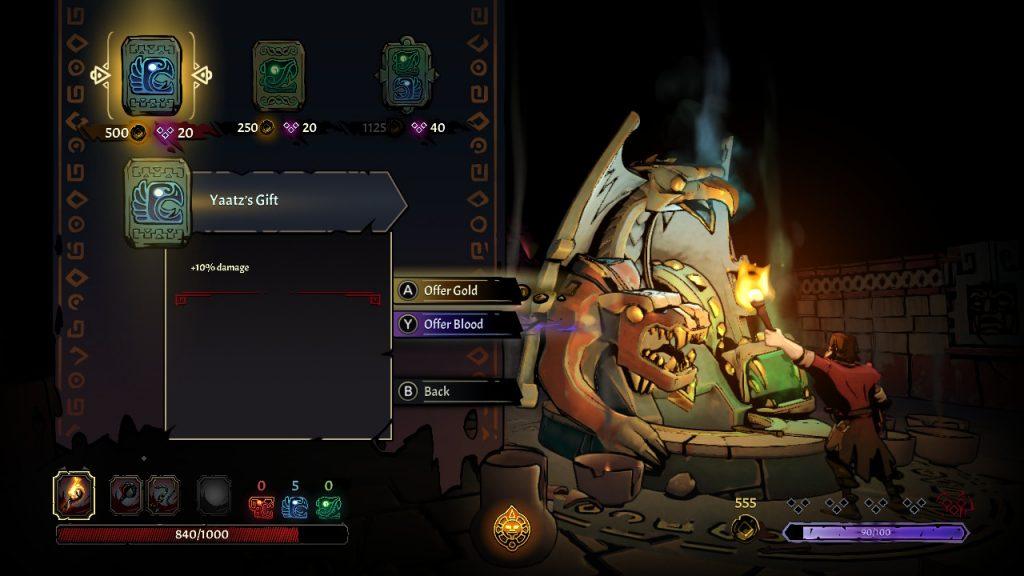 Curse of the Dead Gods   Attribute Enhancement