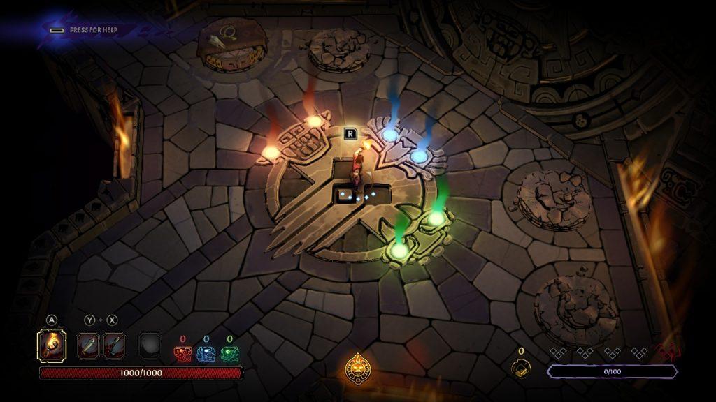 Curse of the Dead Gods   Underworld HUB