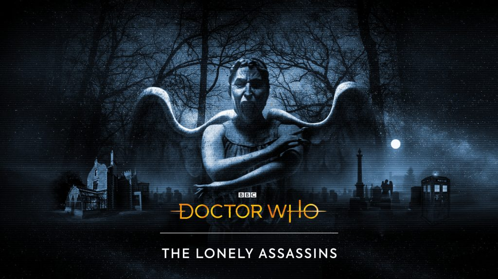 Doctor Who: The Lonely Assassins review | Promo Art