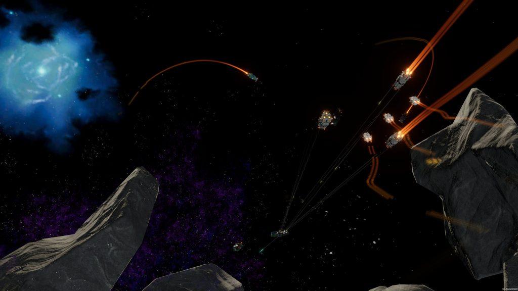 Nebulous: Fleet Command