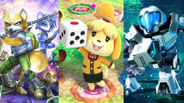 Ill-Conceived Nintendo List Games
