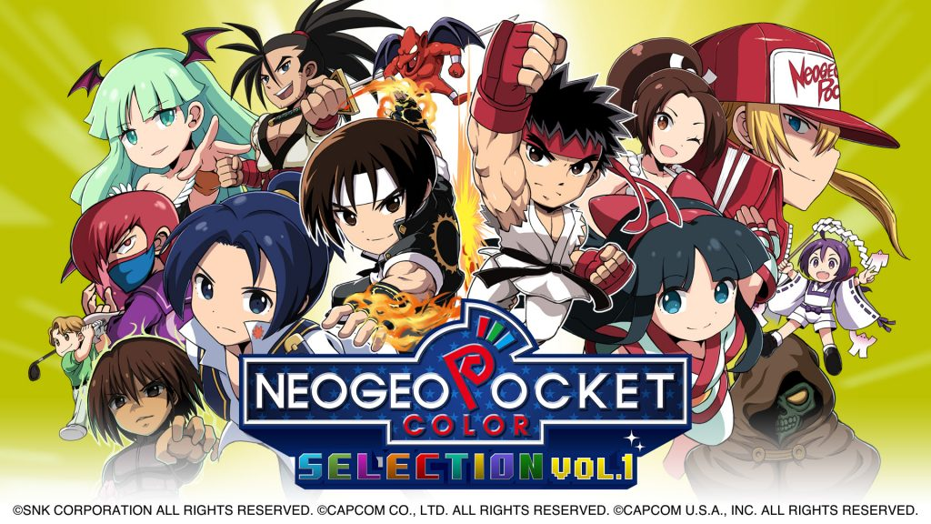 Neo Geo Pocket Color Selection review