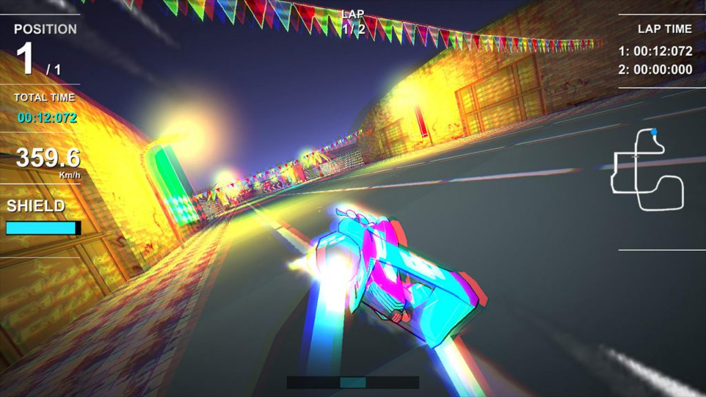 Nintendo Download for 3/25/21 | Future Aero Racing S Ultra