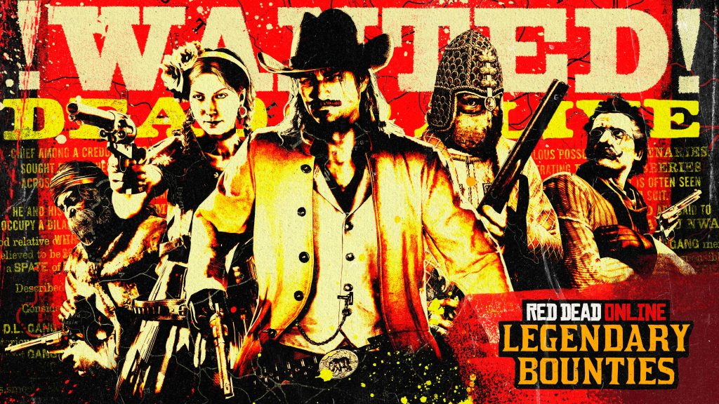 Outlaw Pass 4, Red Dead Online