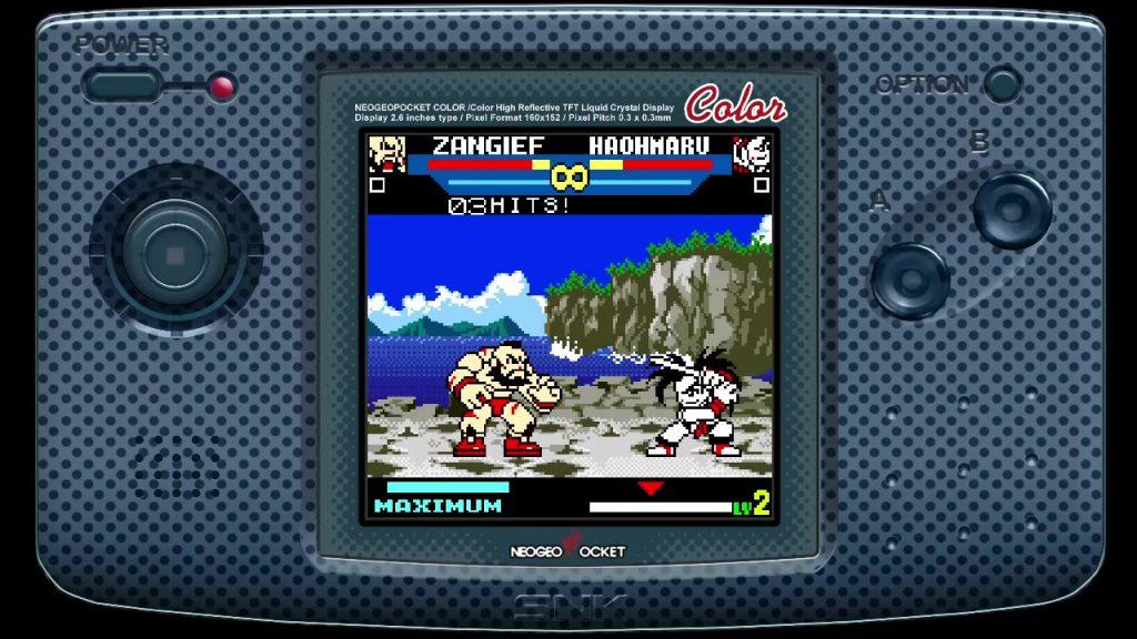 SNK Match of the Millennium snk vs capcom