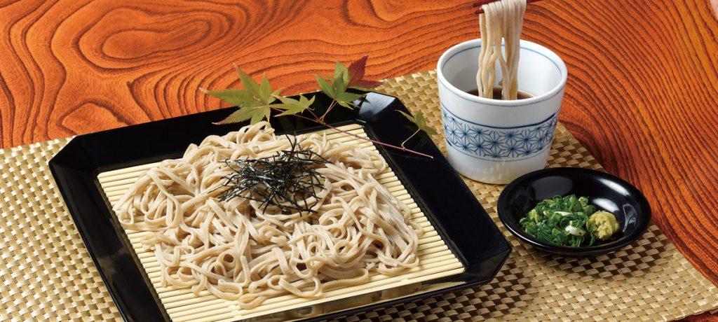 Tsushima Soba Noodles