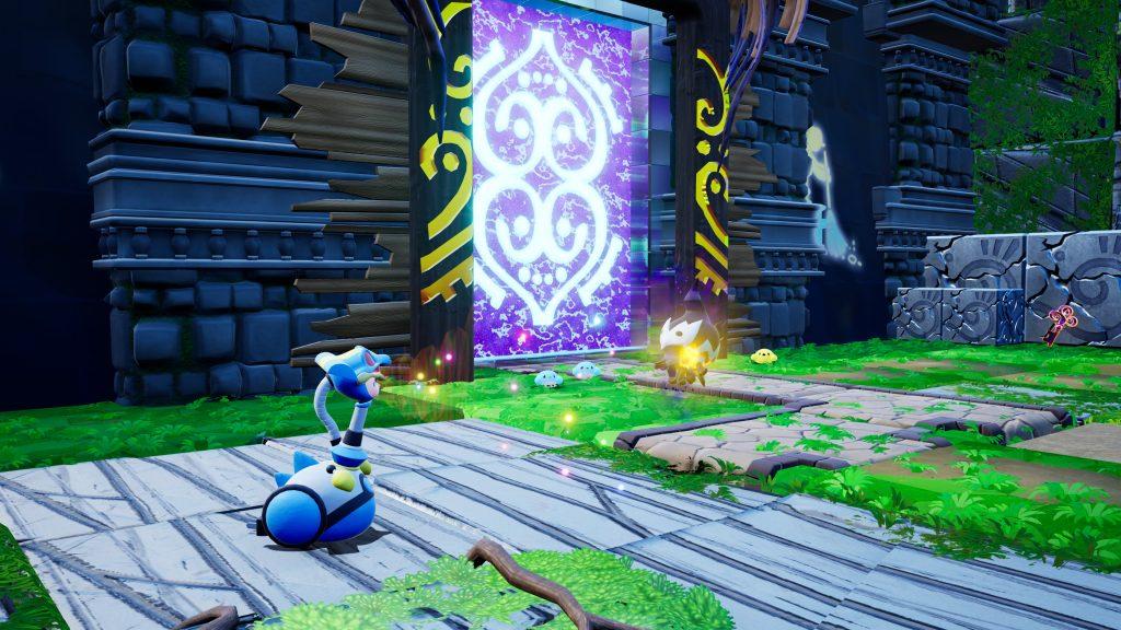 Balan Wonderworld review, stage 12