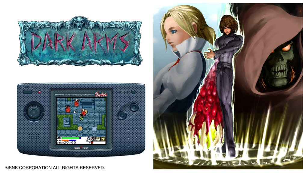 Neo Geo Pocket Color Selection review, Dark Arms