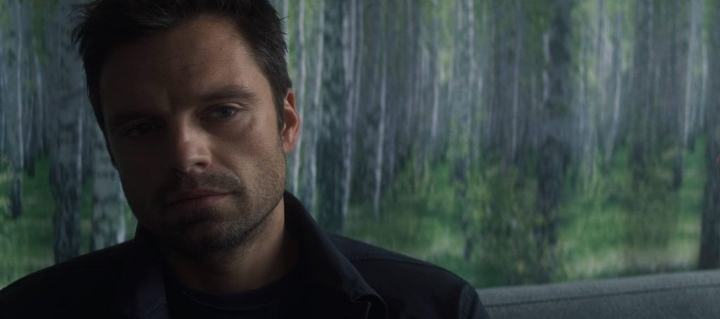 Bucky Barnes in Falcon and Winter Soldier
