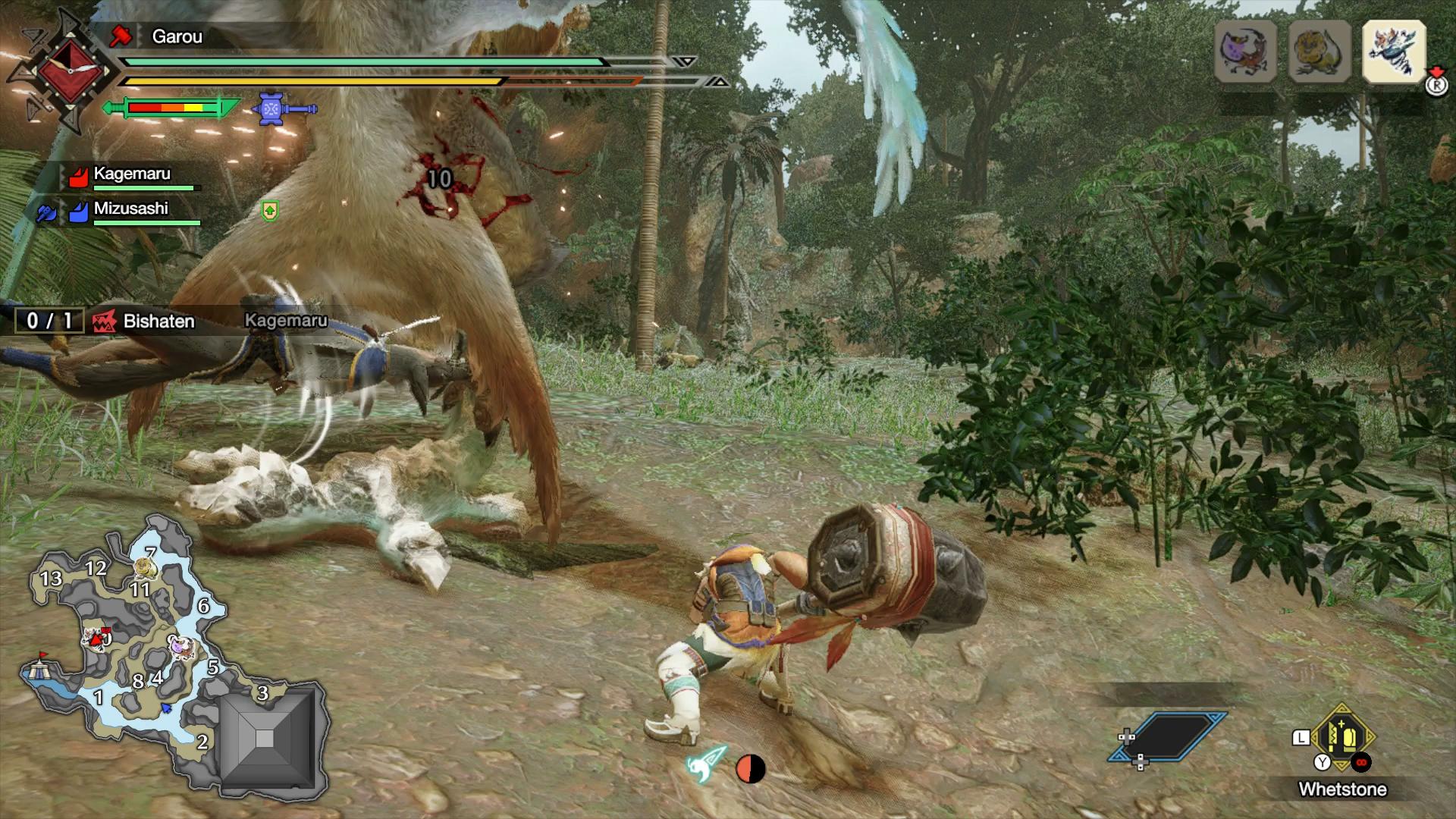 Monster Hunter Rise Hammer Guide