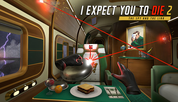 I Expect You To Die 2 PSVR