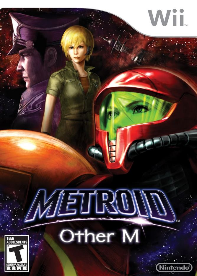 metroid other m ill-conceived