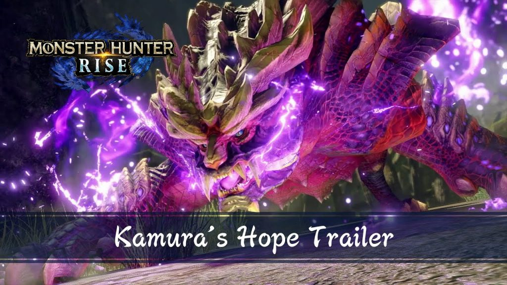 Kamura's hope MH rise