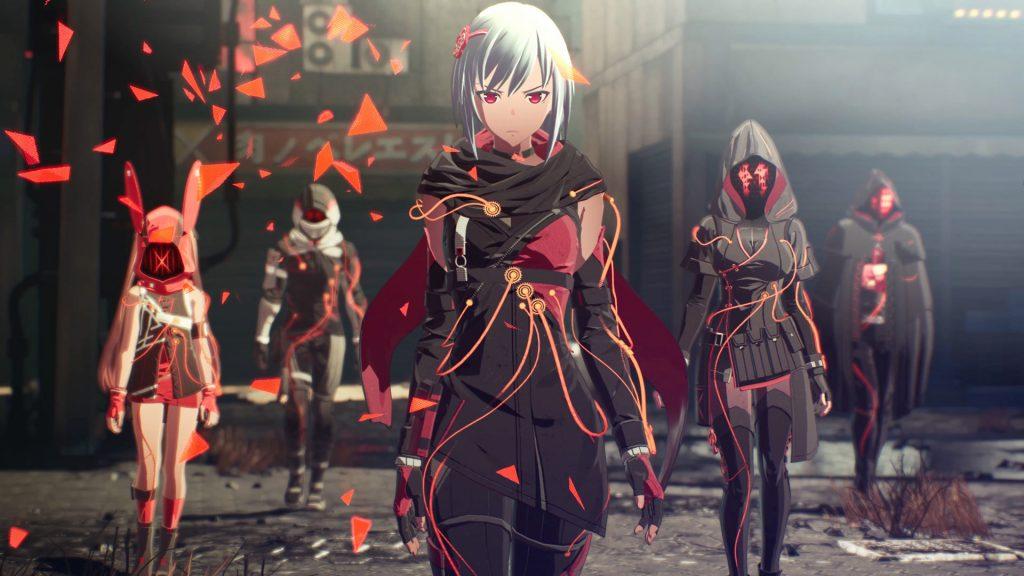 Scarlet Nexus | Characters