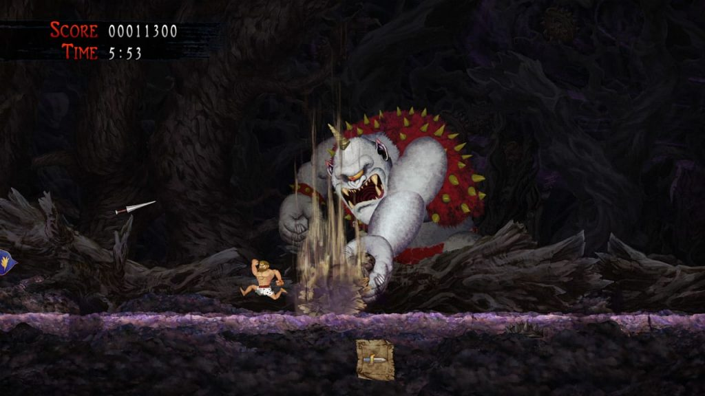 Ghosts n Goblins Switch
