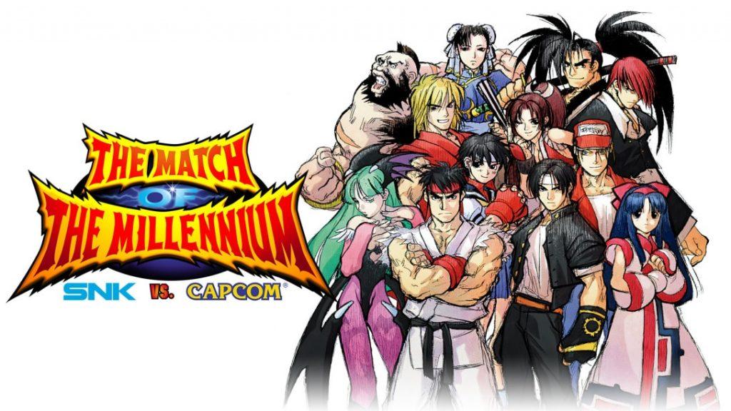 SNK vs. Capcom Match of the Millennium