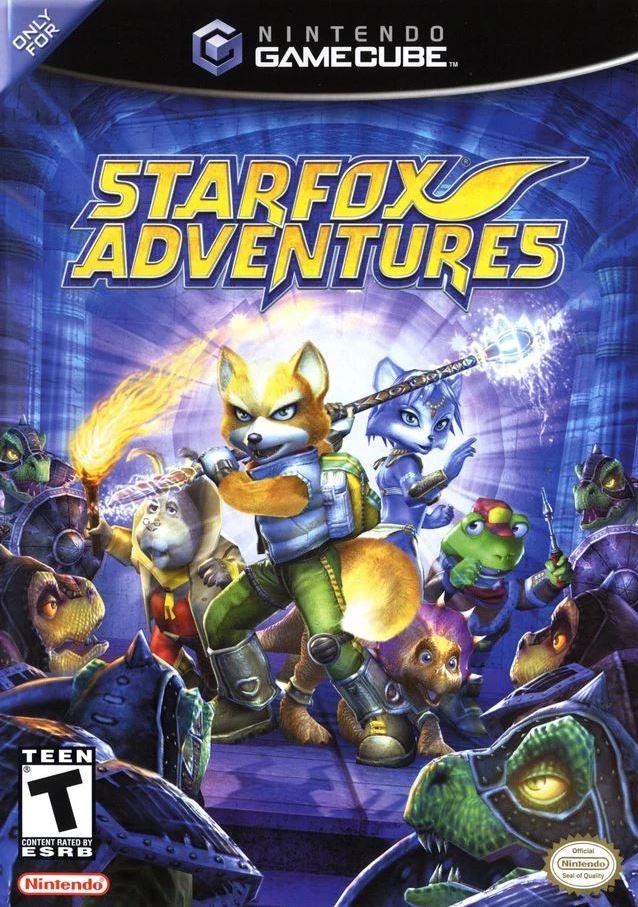 star fox adventures