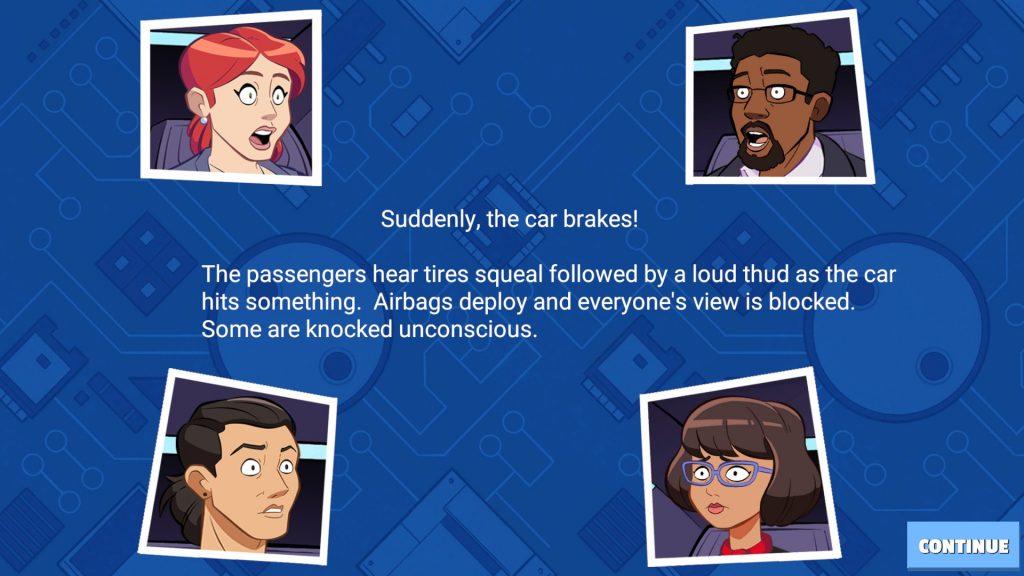 crash: Autodrive