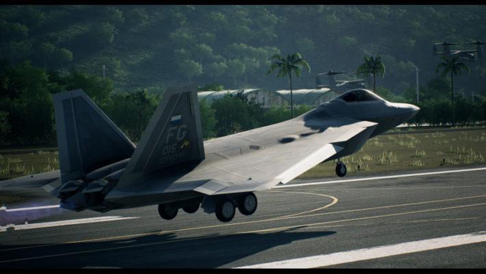 Ace Combat 7 | Experimental DLC Fly