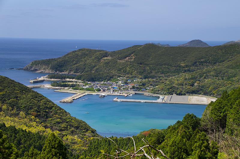Azamo Bay Tsushima