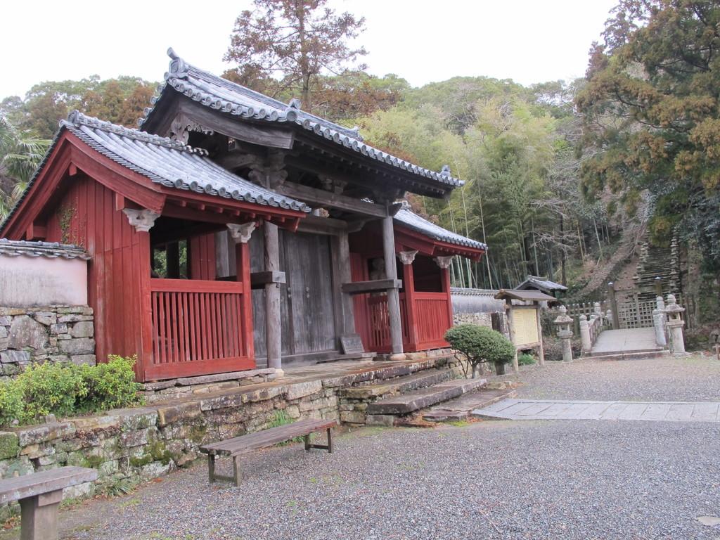 Banshoin Temple Tsushima