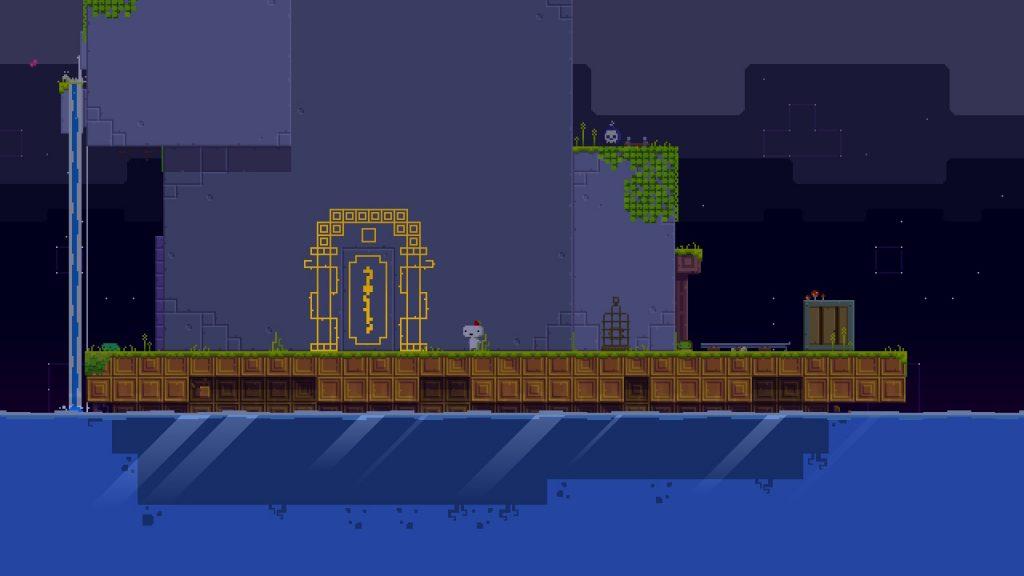 FEZ | Mysterious Door
