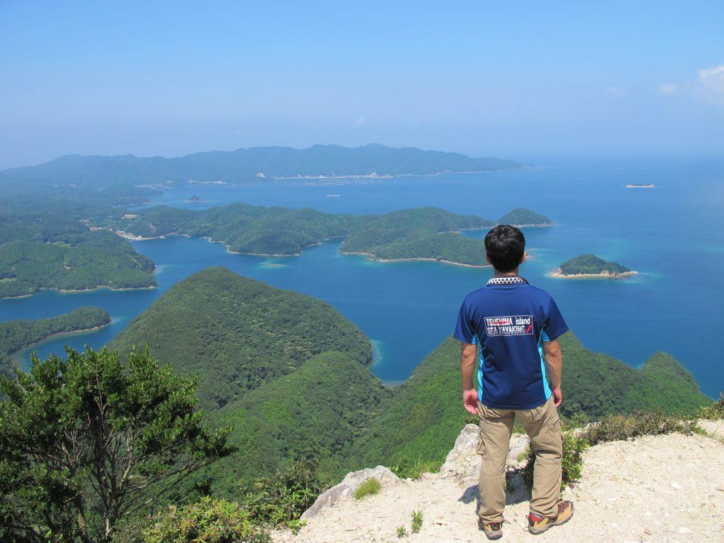 Kaneda Fortress Ruins Tsushima