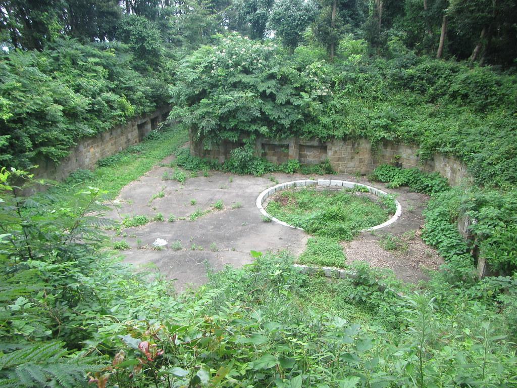 Himegaiyama Cannon Ruins Tsushima