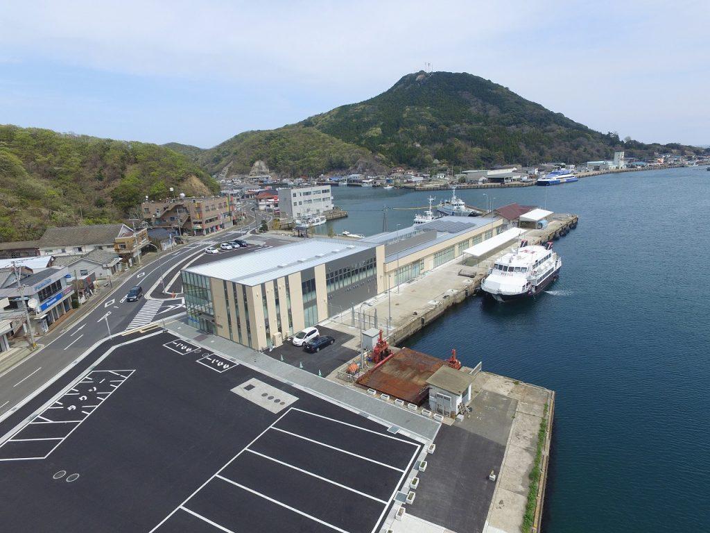Hitakatsu Port Ferry Tsushima