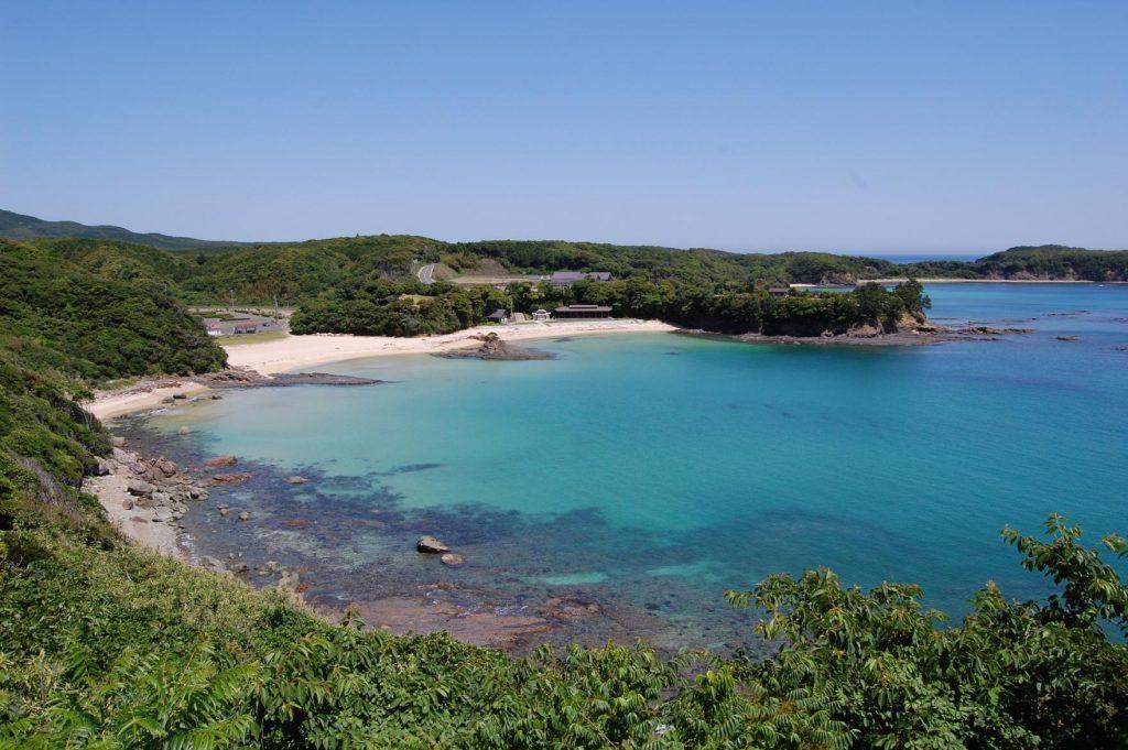 Miuda Beach Tsushima